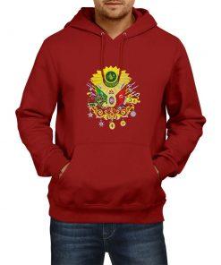 Ottoman Empire Hooded Sweatshirt 2 247x296 - Sword