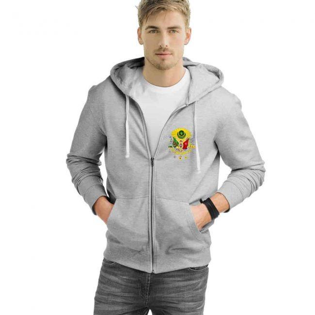 Ottoman Zipped Hooded Sweatshirt 2 650x650 - Ottoman Zipped Hooded Sweatshirt