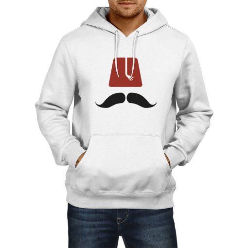 Ottoman fez Hooded Sweatshirts