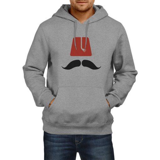 Ottoman fez Hooded Sweatshirts 3 510x510 - Ottoman fez Hooded Sweatshirts