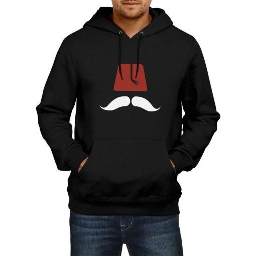 Ottoman fez Hooded Sweatshirts 4 510x510 - Ottoman fez Hooded Sweatshirts