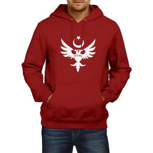 Seljuk Empire Hooded Sweatshirt 2 510x510 - Seljuk Empire Hooded Sweatshirt