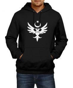 Seljuk Empire Hooded Sweatshirt 4 247x296 - Seljuk Empire Hooded Sweatshirt