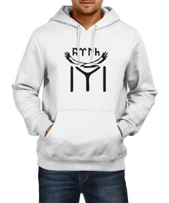 Turkish Kayı Tribe Eagle Hooded Sweatshirt