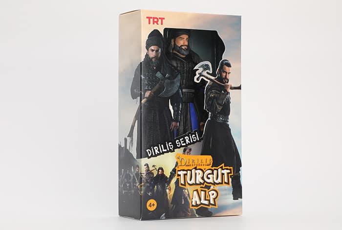 Turgut Alp Fo Kids Toys - Resurrection Ertugrul Figures Will Be Available Soon!