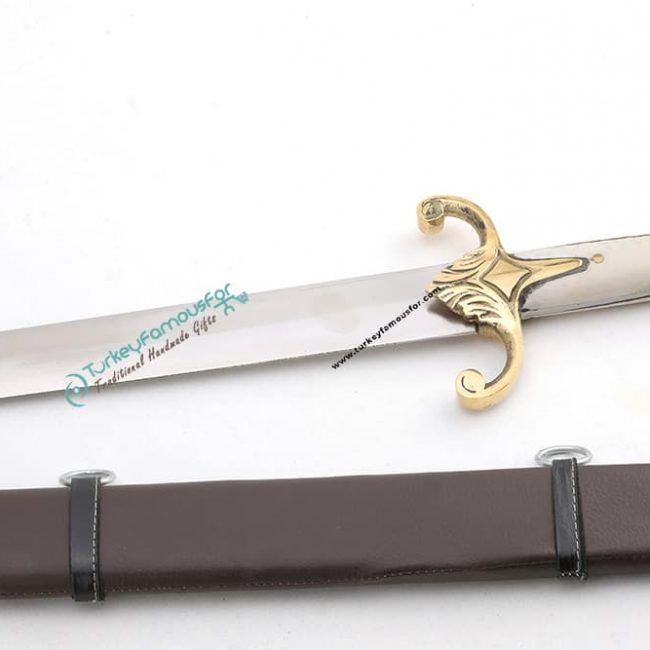 Buy Museum Replicas Prophet Muhammad Pbuh Replica Sword Deer Horn 3 650x650 - Prophet Muhammad (Pbuh) Replica Sword Deer Horn