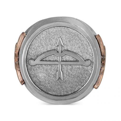 Buy Online Great Seljuk Arrow Bow Motif Silver Mens Ring 2 510x510 - Great Seljuk Arrow Bow Motif Silver Men's Ring