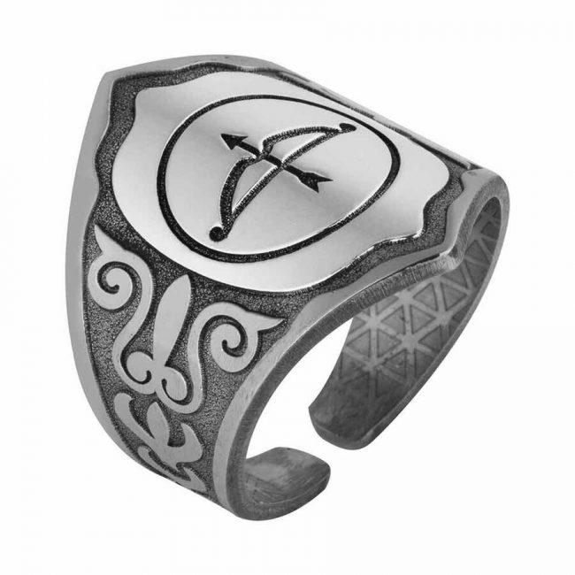 buy seljuk series silver ring