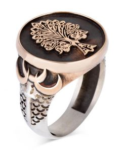 Tree of Life Silver Ring with Three Crescents 1 247x296 - Home