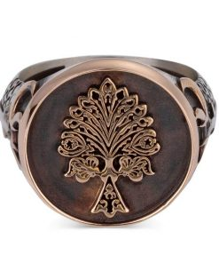 Tree of Life Silver Ring with Three Crescents 2 247x296 - Home