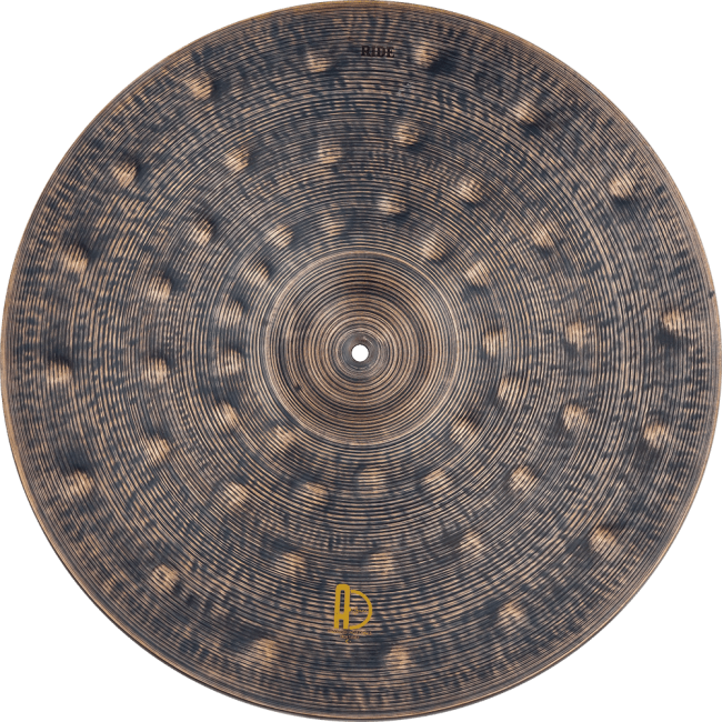 "Agean Cymbals Beast Ride 2 1 650x650 - Ride Cymbals 22"" Beast"