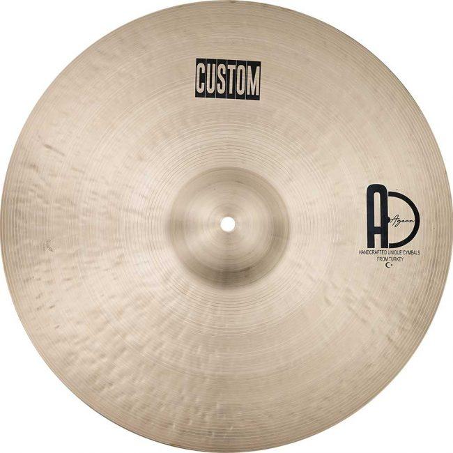 "Best Turkish Cymbal Pack Custom Crash 650x650 - Crash Cymbals 21"" Custom"