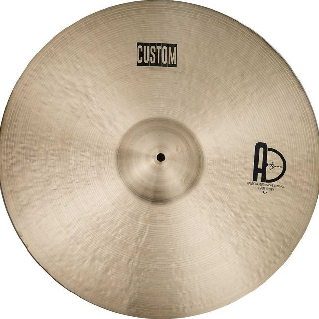 "Best Turkish Cymbal Pack Custom Ride 650x650 - Ride Cymbals 24"" Custom"