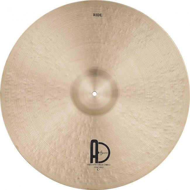 "Best Turkish Drum Cymbals Karia Ride 4 650x650 - Ride Cymbals 24"" Karia"