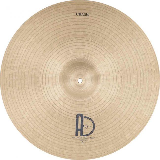 "Best Turkish Special Jazz Crash 4 650x650 - Crash Cymbals 17"" Special Jazz"