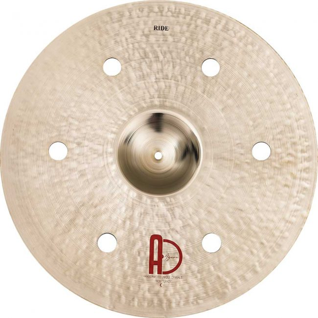 "Brx Ride Cymbal 5 650x650 - Ride Cymbals 20"" Brx"