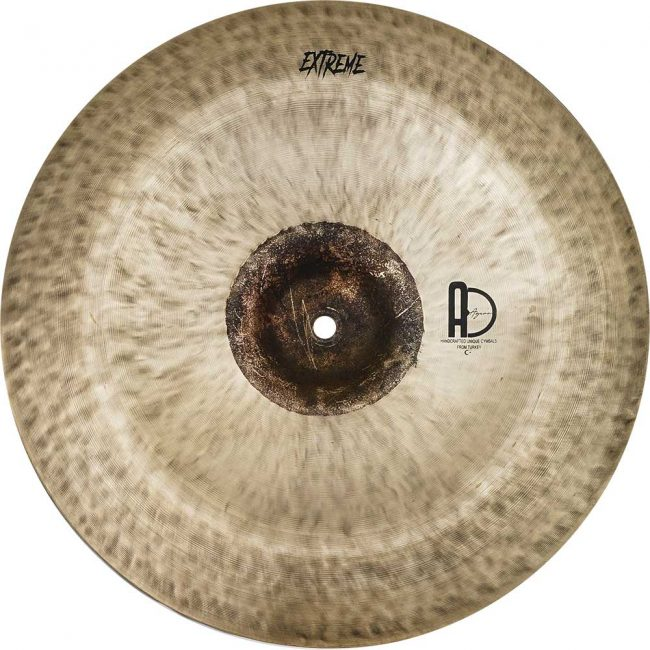 China Cymbals Extreme China Turkey cymbals 1 650x650 - China Cymbals Extreme