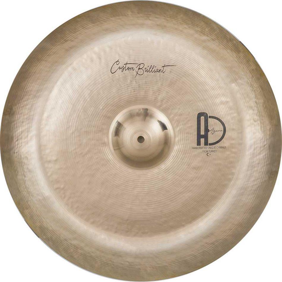 Chine Cymbals Custom Brilliant China 1 950x950 - China Cymbals Custom Brilliant