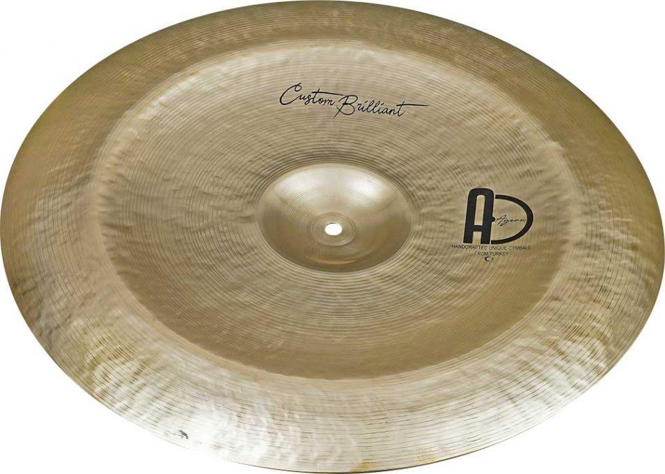 Chine Cymbals Custom Brilliant China 3 950x678 - China Cymbals Custom Brilliant