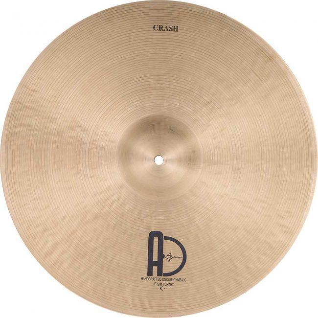 """Crash Cymbals Karia Drum Crash 5 650x650 - Crash Cymbals 19"""" Karia"""