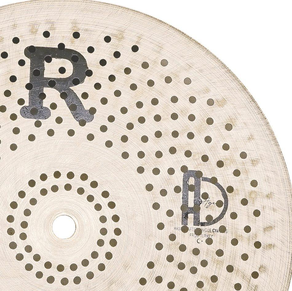 """DSC04017 kopyasi 1 950x947 - Splash Cymbals 10"""" Flat R Low Noise"""