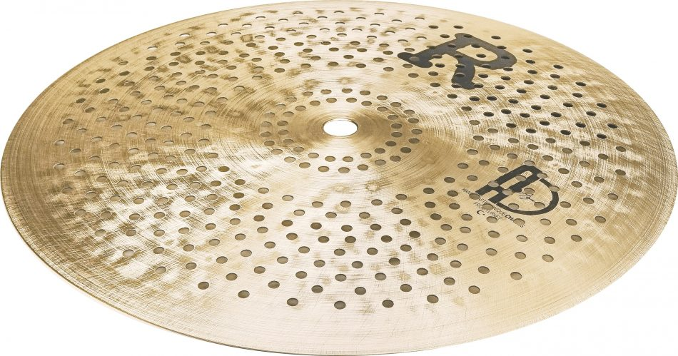 """DSC04039 kopyasi 950x499 - Splash Cymbals 10"""" Flat R Low Noise"""