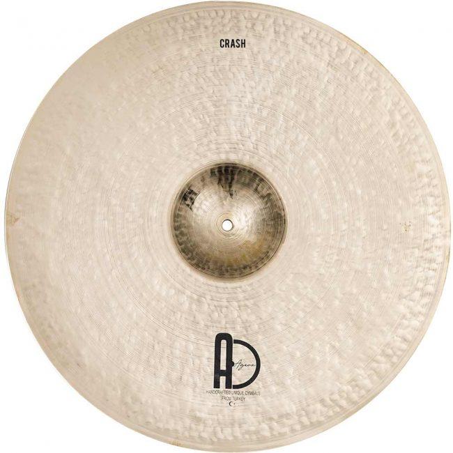 "Drum crash cymbal Stoned Crash 5 650x650 - Crash Cymbals 21"" Stoned"