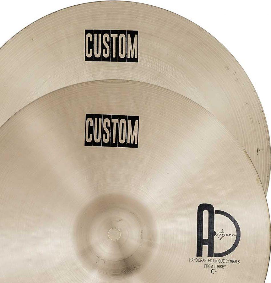 Hi Hat Cymbals Custom 1 950x991 - Hi-hat Cymbals Custom