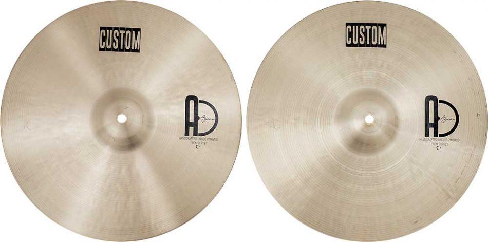 Hi Hat Cymbals Custom 3 950x471 - Hi-hat Cymbals Custom