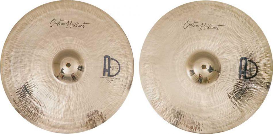 Hi Hat Turkish Cymbals Custom brillant hihat 1 950x467 - Hi-hat Cymbals Custom Brilliant
