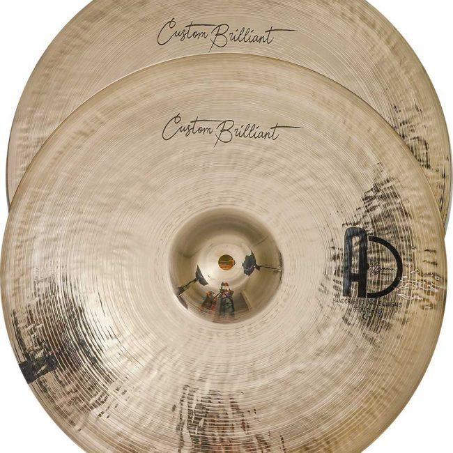 Hi Hat Turkish Cymbals Custom brillant hihat 3 650x650 - Hi-hat Cymbals Custom Brilliant