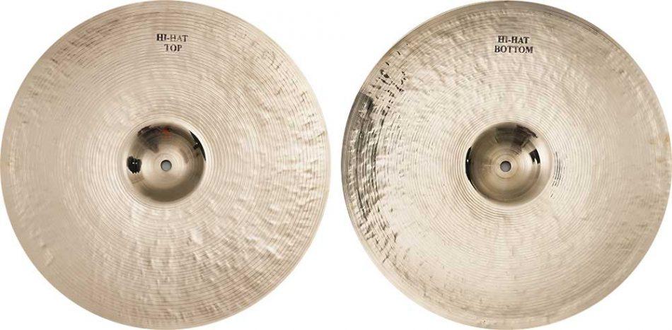 Hi Hat Turkish Cymbals Custom brillant hihat 4 950x467 - Hi-hat Cymbals Custom Brilliant