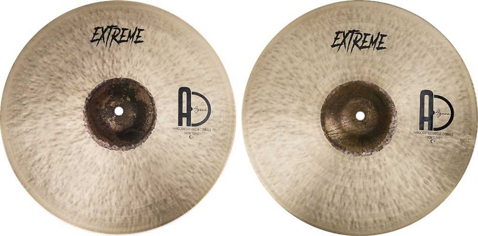 Hi hat cymbals Extreme Hi Hat Turkish Cymbals 2 950x469 - Hi-hat Cymbals Extreme