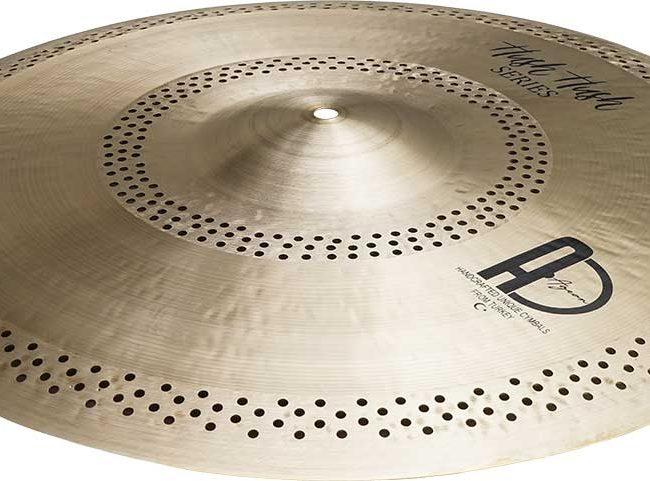 "Ride Cymbals Hush Hush Ride 1 650x481 - AGEAN Cymbals 14"" Hush Hush Crash"