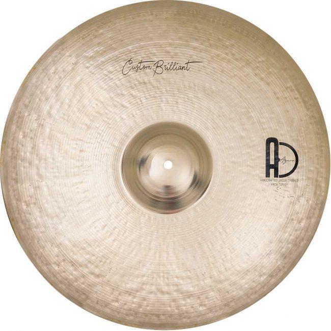 """Ride Cymbals custom brillant Ride Cymbals 1 650x650 - Ride Cymbals 24"""" Custom Brilliant"""