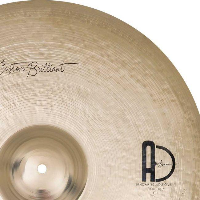 """Ride Cymbals custom brillant Ride Cymbals 2 650x650 - Ride Cymbals 24"""" Custom Brilliant"""