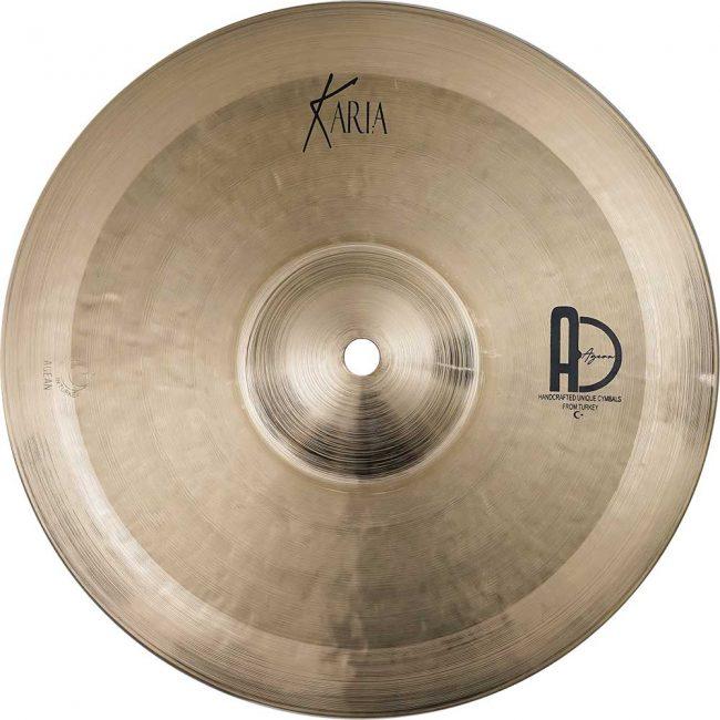 "Splash Cymbal Karia Turkish 1 650x650 - Splash Cymbals 11"" Karia"
