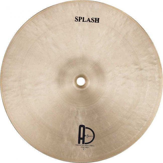 "Splash Cymbal Karia Turkish 2 650x650 - Splash Cymbals 11"" Karia"