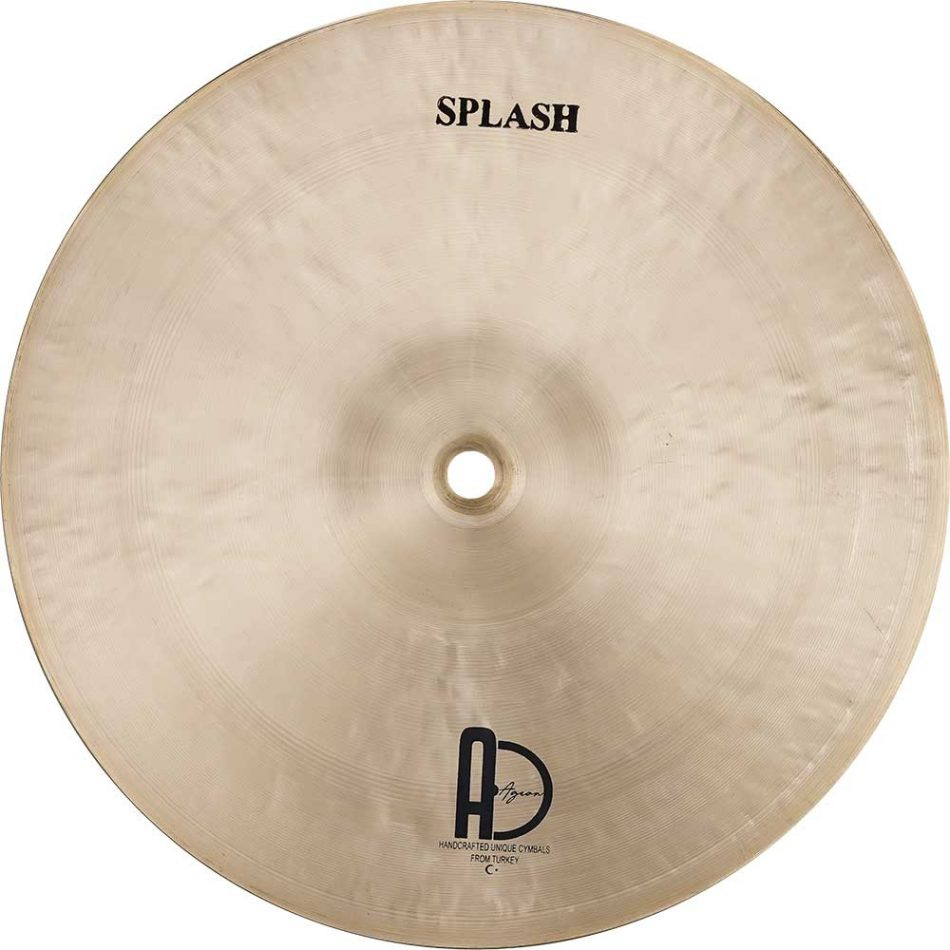 "Splash Cymbal Karia Turkish 2 950x950 - Splash Cymbals 7"" Karia"