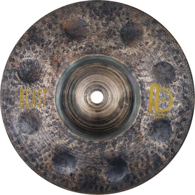 "Splash Cymbals 1 650x650 - Splash Cymbals 12"" Beast"