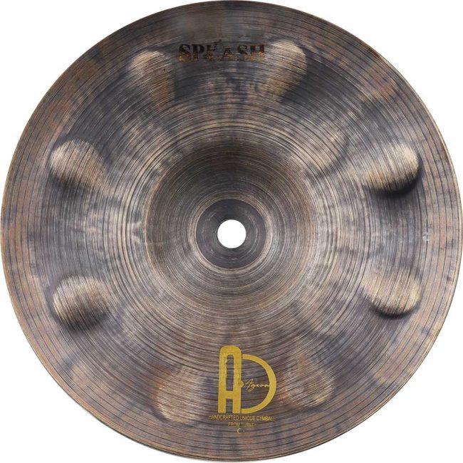 "Splash Cymbals 2 650x650 - Splash Cymbals 12"" Beast"