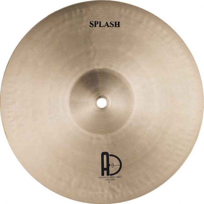 "Splash Cymbals Custom 2 650x650 - Splash Cymbals 12"" Custom"