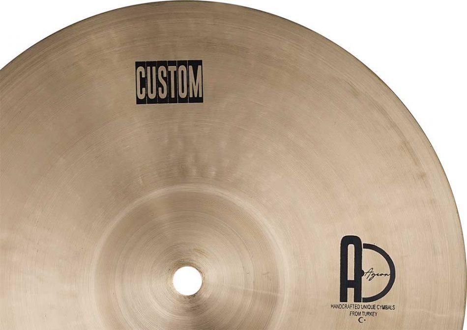 "Splash Cymbals Custom 4 950x672 - Splash Cymbals 12"" Custom"