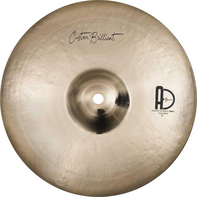 """Splash Cymbals Custom Brilliant Splash Turkish Cymbals 1 650x650 - Splash Cymbals 12"""" Beast"""