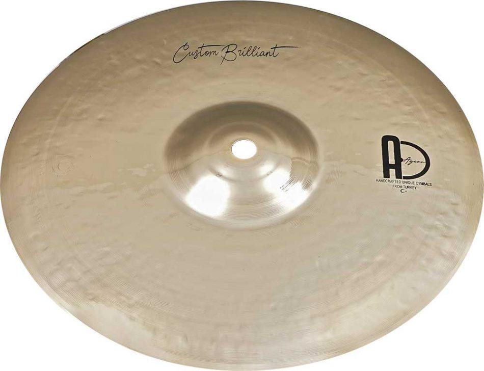 """Splash Cymbals Custom Brilliant Splash Turkish Cymbals 3 950x728 - Splash Cymbals 12"""" Custom Brillant"""