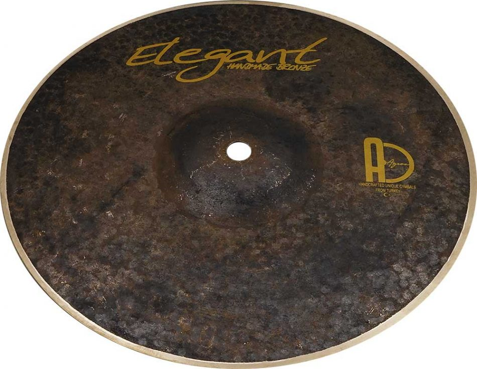 "Splash Cymbals Elegant 3 950x735 - Splash Cymbals 9"" Elegant"