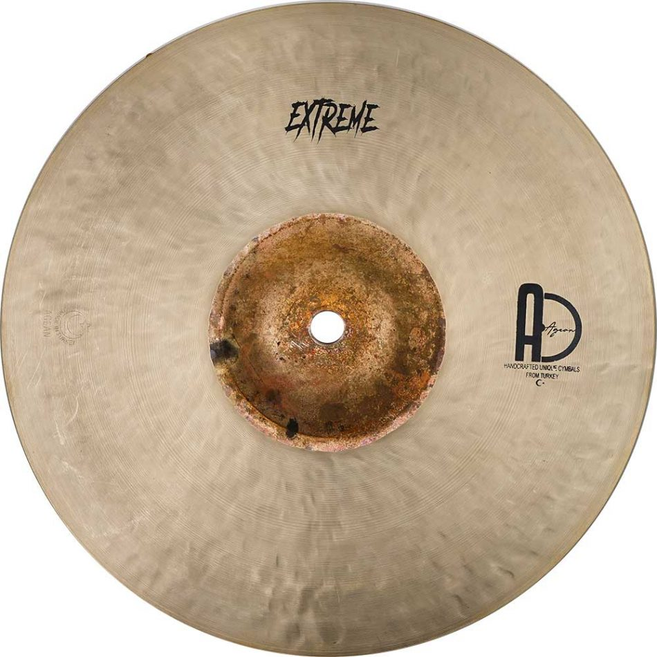 "Splash Cymbals Extreme Splash Turkish Cymbals 1 950x950 - Splash Cymbals 7"" Extreme"