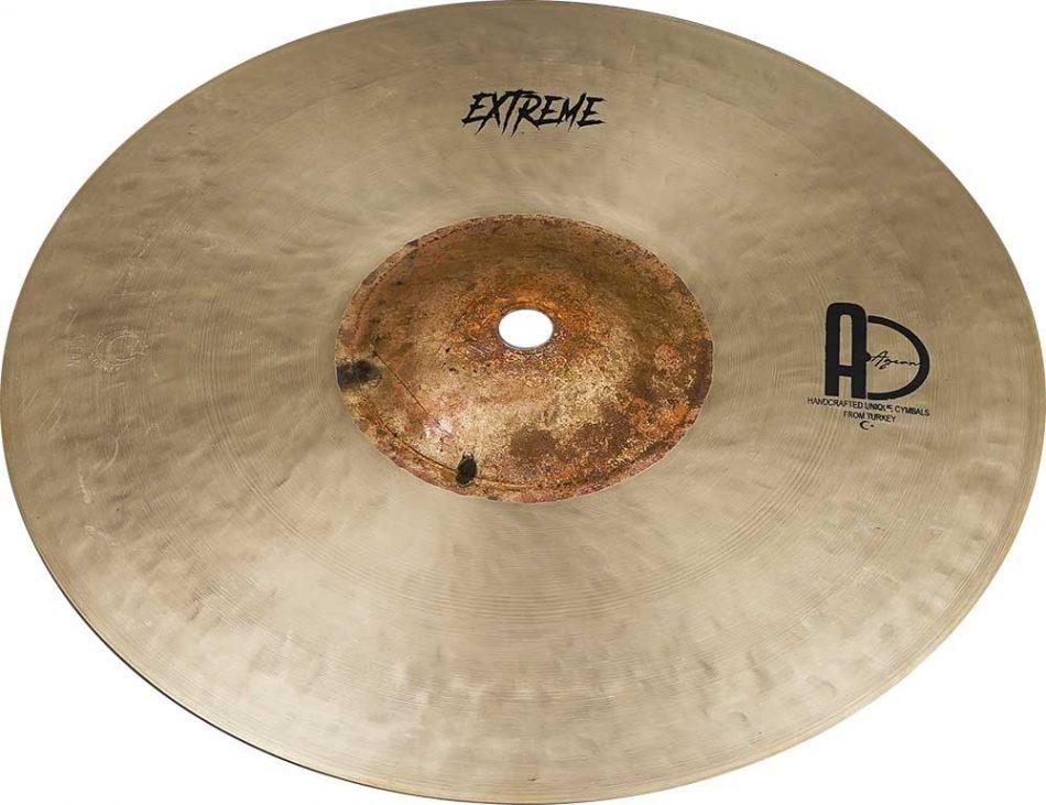 "Splash Cymbals Extreme Splash Turkish Cymbals 3 950x731 - Splash Cymbals 7"" Extreme"