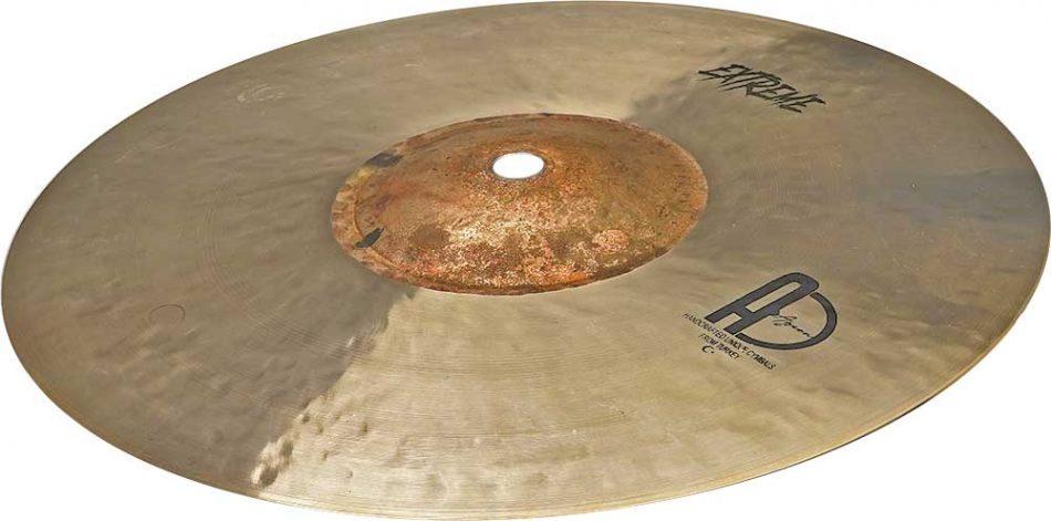 "Splash Cymbals Extreme Splash Turkish Cymbals 5 950x471 - Splash Cymbals 7"" Extreme"