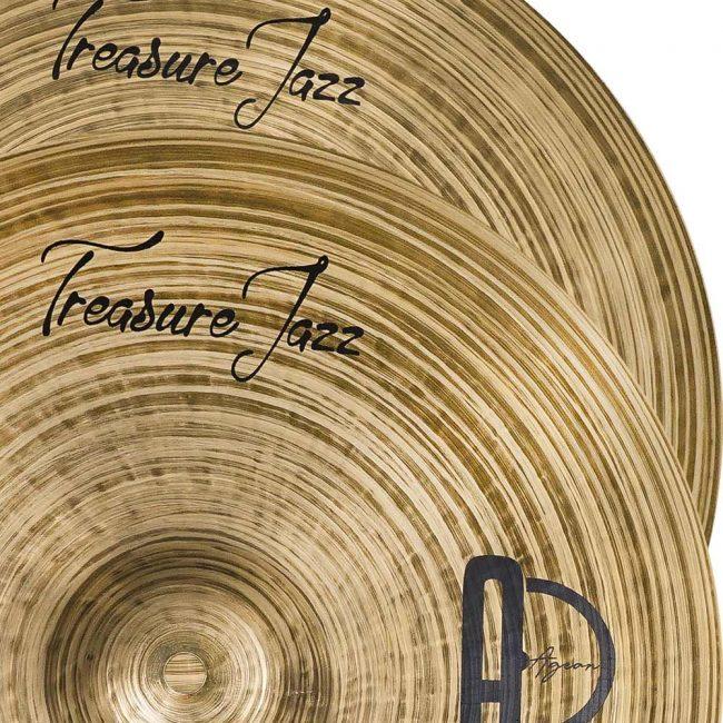 Treasure Jazz Cymbals Hi hat 4 650x650 - Hi-Hat Cymbals Treasure